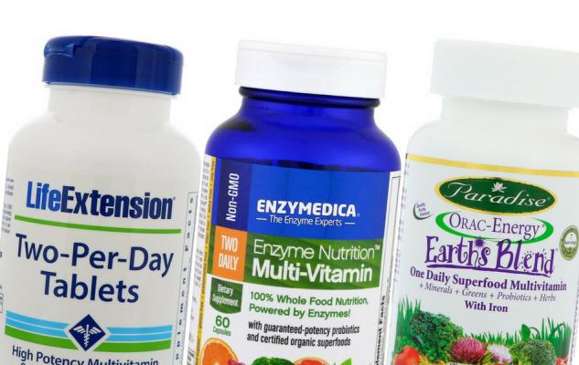 Az 5 legjobb vitamin és nyomelem nőknek